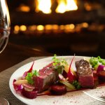 Best Farm to Table restaurant in Vermont. Fireside casual setting. Exciting creative cuisine.
