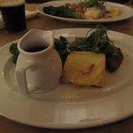 Lamb - main course