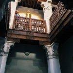 In the Madrassa.