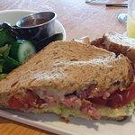 Tuna BLT, Special Restaurant Week. Good.