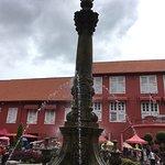 Red Square (Dutch Square) Foto