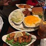 OMG the Sautéed Shrimp and Rice was Amazing