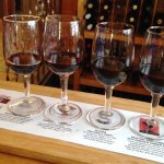 Wine flight is highly recommended.  It's a great way to learn about the local Snake River AVA wi