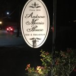 Foto de Andrew Morris House Bed and Breakfast