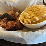 Pulled Pork and Mac & Cheese