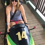 Photo de Rainforest Bobsled Jamaica at Mystic Mountain