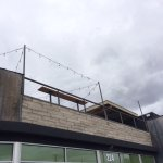 February 2017 Roof top patio will be open soon!