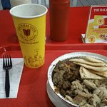 The Halal Guys San Franciscoの写真
