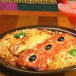 Burritos & Spanish Rice
