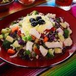 Montezuma's Delight - Chicken, Beef, Vegetarian