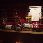 Whiskey cart