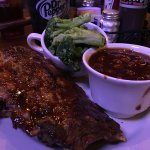 The best rack of ribs I've ever had!