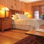 Spacious guest rooms - all with views and fireplaces