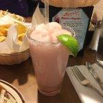 Cranberry Frozen Margarita