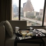 Make sure you book a room with downtown views.
