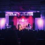 Paris Combo performing.