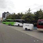 Intercity bus interchange