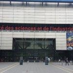 Photo of La Cite des Sciences et de L'lndustrie