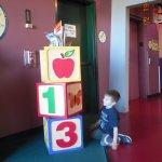 Kids will find stuff everywhere that will interest them.
