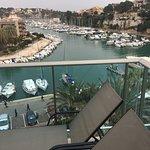 Super Lage mit schönem Blick über den Hafen