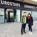 Foto de Hotel Eurostars Zaragoza