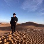 enjoy sand dunes