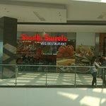 Sindhi Sweets: Generally Full: Elanta Mall 3rd Floor