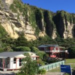 Foto de Punakaiki Beachfront Motels
