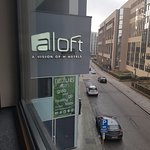 Aloft Brussels Schuman Hotel Foto