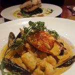 fish & shellfish casserole