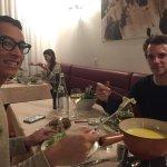 La fameuse fondue aux Arolles est appêtissante