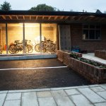 Back Garden - Car and bicycle parking