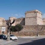 External view of Castillo Santiago