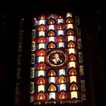 Stunning stained window