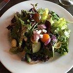 TRATA - my dinner salad