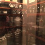 TRATA - the beer cooler room