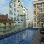 Roof Top Pool & Decking Area