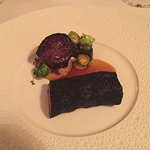 Selection of dishes from taster menu (Rive Gauche & Droite)