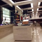 Foto de Restaurant at Trident, Agra