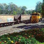 Spring Bluff Railway Station