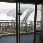 Ski Slope view from room Oak Wing A