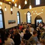 The Chapel in full swing