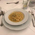 Vorspeise Spaghetti Aglio-Olio