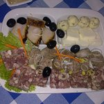 Romanian Traditional food at Bassen Pension