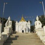 Settawya Pagoda at the river