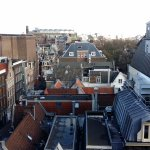City view fromNH Carlton Amsterdam