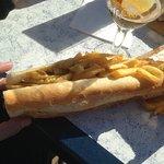 kebab frites