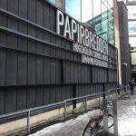 Photo of Papirbredden Drammen Kunnskapspark