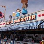 Luna Park at Coney Island Foto