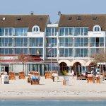 Ostsee-Hotel direkt am Strand